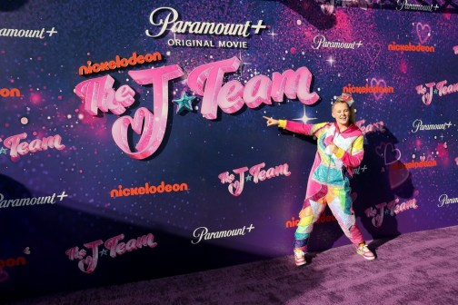 """JoJo Siwa at the premiere of her movie, """"The J Team"""""""