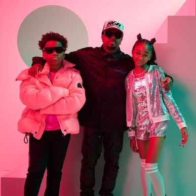 """Young Dylan, Jermaine Dupri and That Girl Lay Lay in the """"I'm That"""" Music Video"""