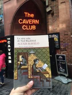 Lucía Sosa cierra el círculo en The Cavern, de Liverpool. Cosas de apellidarse Blackbird.