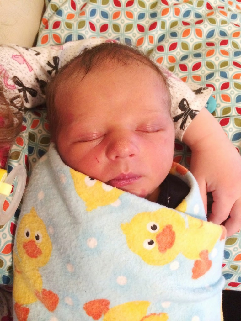 Welcome Baby Nathan! » Alexis Tanner Lane