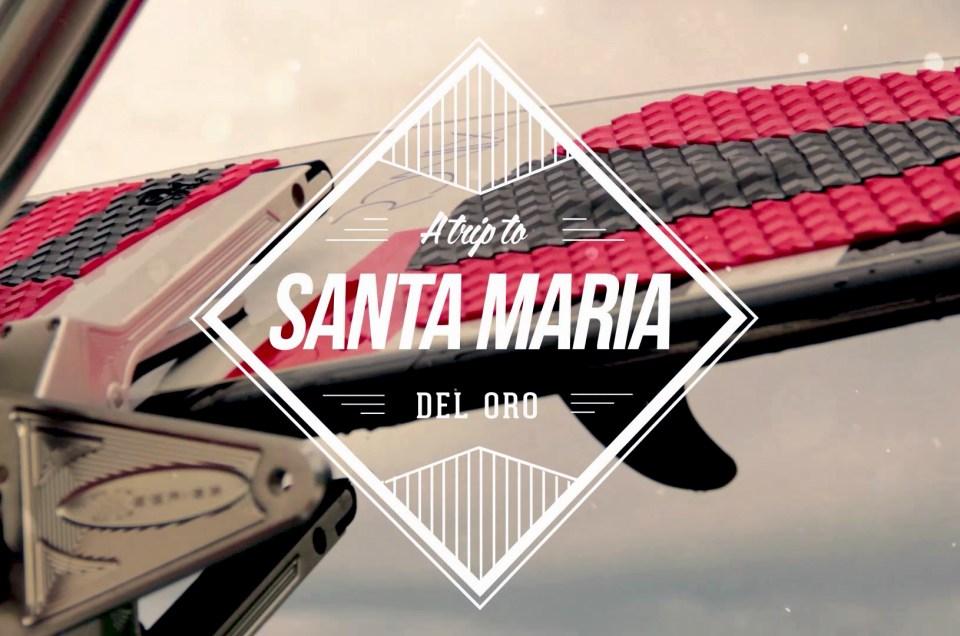 WakeBoard en Santa Maria del Oro México