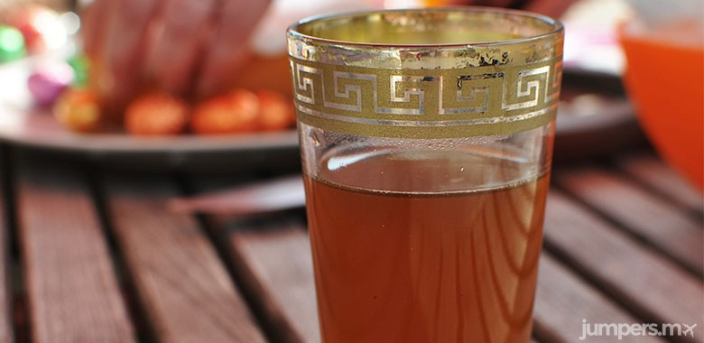 Moroccan mint tea -simon-jumpers