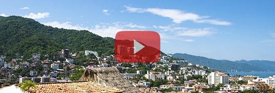 Como se ve Puerto Vallarta desde una Black Magic