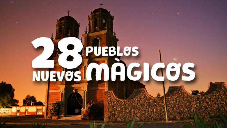 PUEBLOS MAGICOS