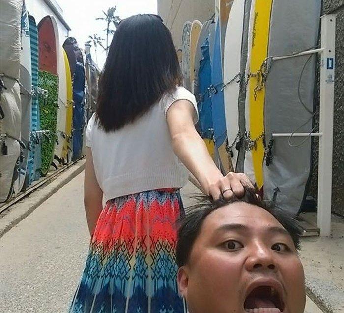 Esta Pareja Taiwanesa Parodia Con Humor A La Pareja #FollowMeTo