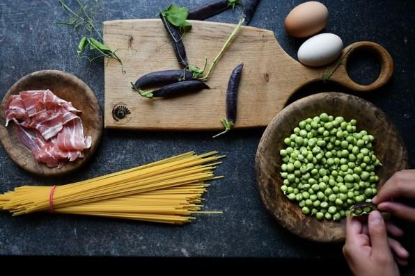 Paste cu Mazăre - Bucătăria Familiei mele- Alex Juncu