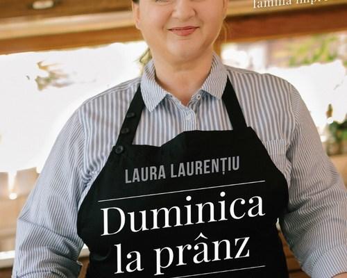 """""""Duminica la prânz"""" împreună cu Laura Laurențiu este ceea ce vă doresc și vouă"""
