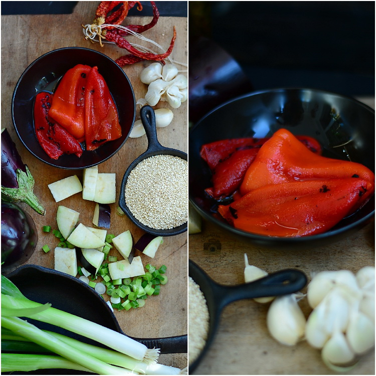 Quinoa cu legume - Bucataria familiei mele - Alex Juncu