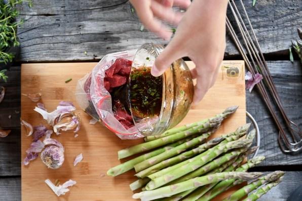 Marinada pentru steak - alex juncu- bucătăria familiei mele