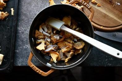 gălbiori și ceapa- Bucătăria familiei mele - Alex Juncu
