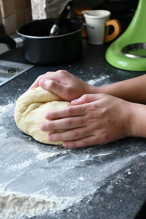 Aluat cuib - Bucătăria familiei mele- www.alexjuncu.ro