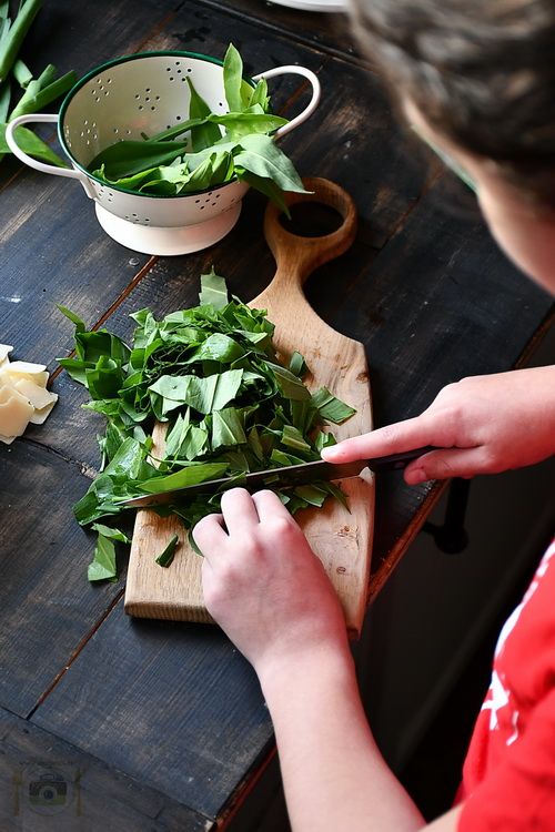 Leurdă - Bucătăria familiei mele-www.alexjuncu.ro