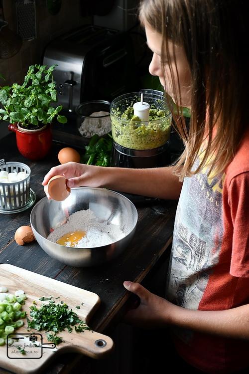 Aluat pancake- Bucătăria familiei mele - www.alexjuncu.ro
