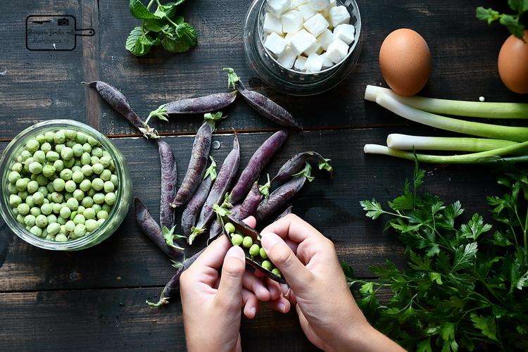 Mazare verde - Bucătăria familiei mele - www.alexjuncu.ro