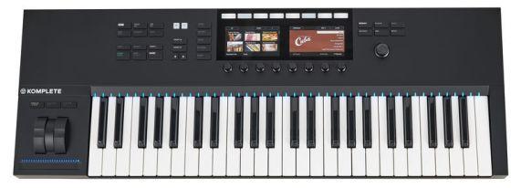 Controller MIDI Native Instrument s49 mk2 kontrol