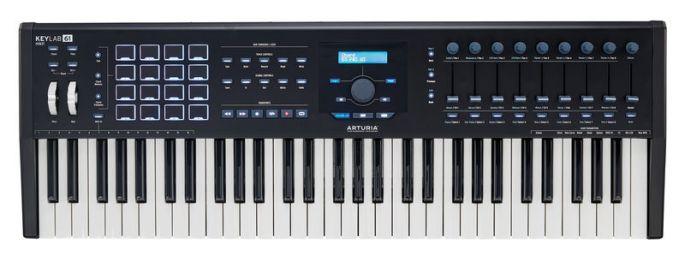 Controller MIDI Arturia Keylab MKII 61
