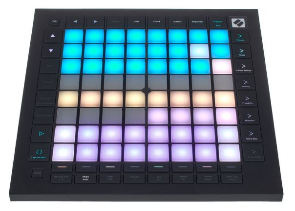 Controller MIDI novation launchpad pro mk3