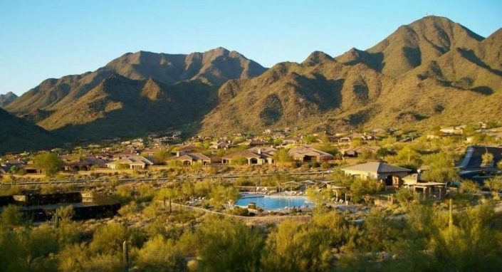 McDowell Mountain Ranch community