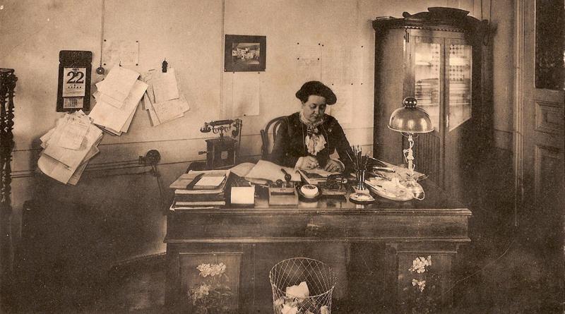 Елизавета Павловна Сатина