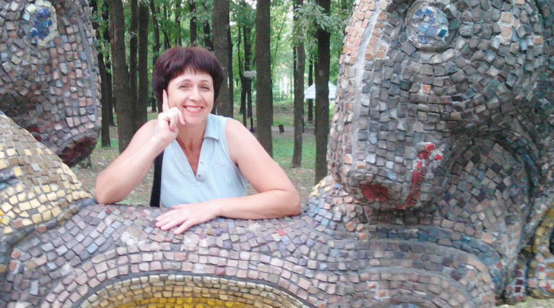 Анна Вечкасова