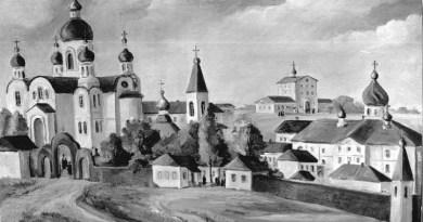 Краишевский Тихвинский монастырь