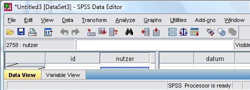 SPSS 16.0