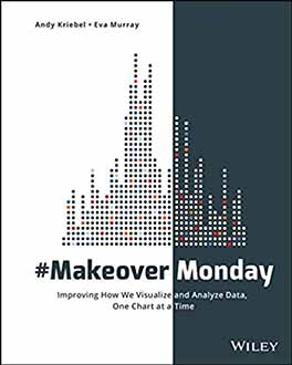 #MakeoverMonday book cover