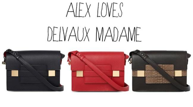 Delvaux at Selfridges ©www.alexloves.com