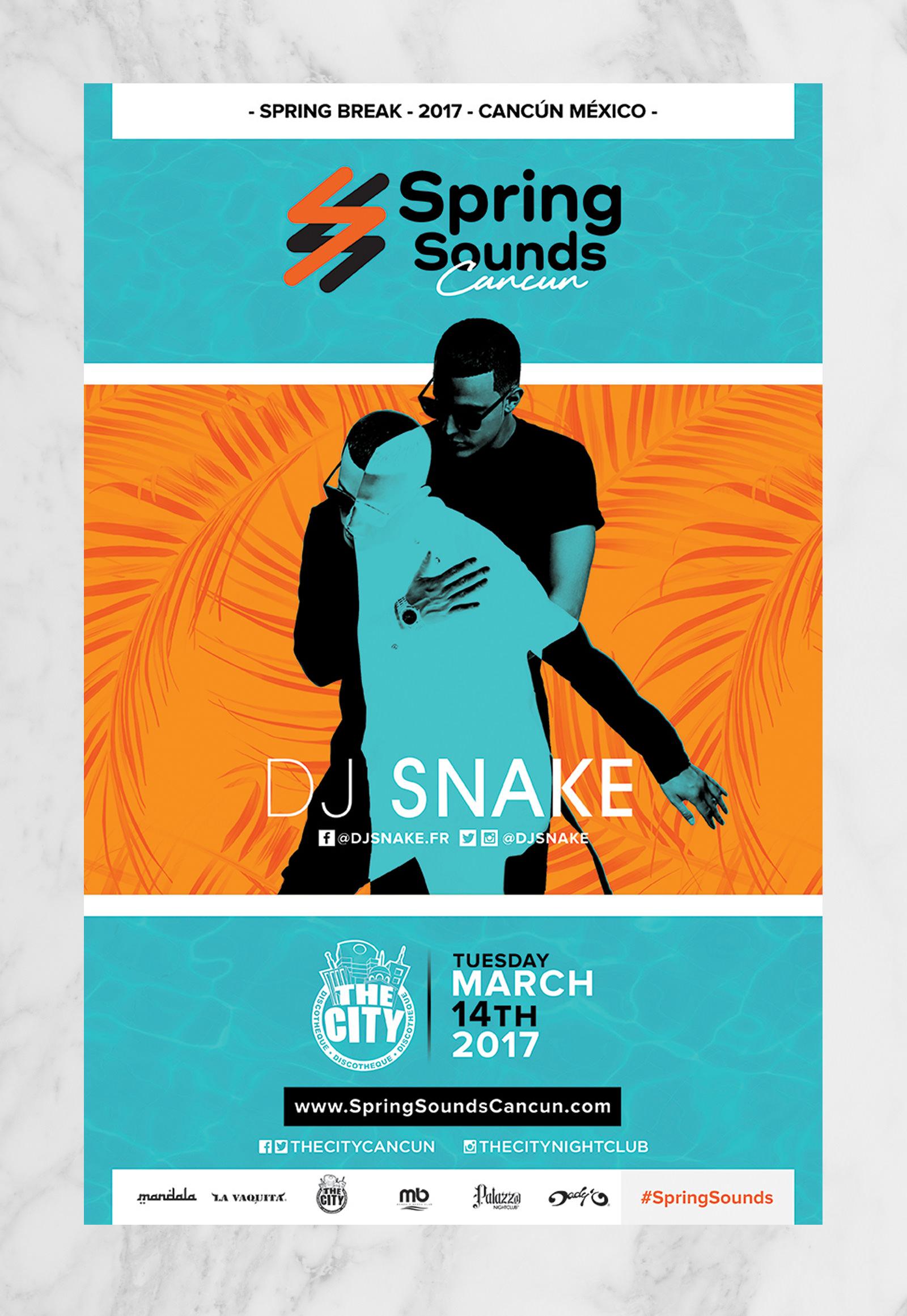 Spring Sounds Cancun Alex Lozada Creative Solutions
