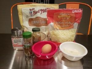 Ingredients - Tortilla Chips / Nachos