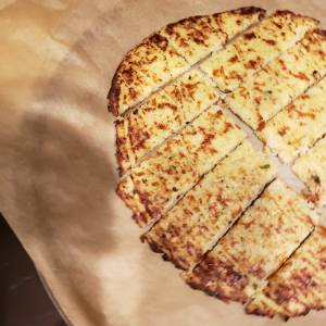 Final - Quick Breadsticks : Pizza Crust