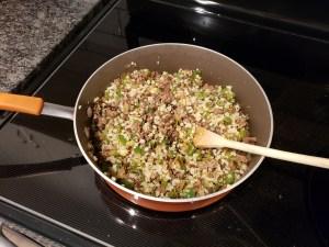 Final Pan - Dirty Rice