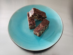 Plated - Keto Coconut Chocolate Candy Bar