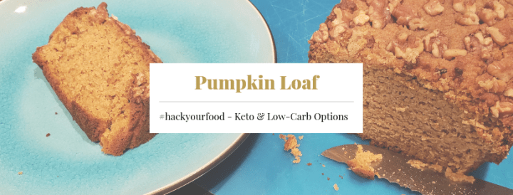Keto & Low-Carb Pumpkin Loaf