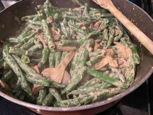 Keto Green Bean Casserole 10