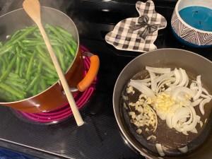 Keto Green Bean Casserole 2