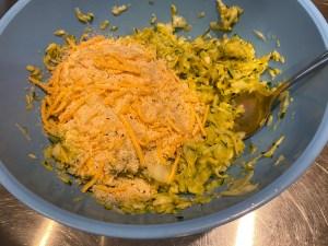 Keto Squash Zucchini Fritters 6
