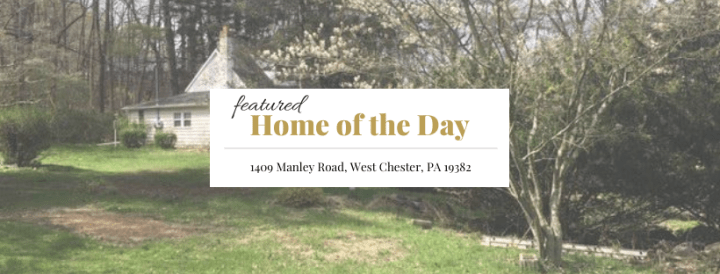 Cover - 1409 Manley Road West Chester PA 19382