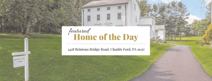 1428 Brintons Bridge Road, Chadds Ford, PA 19317