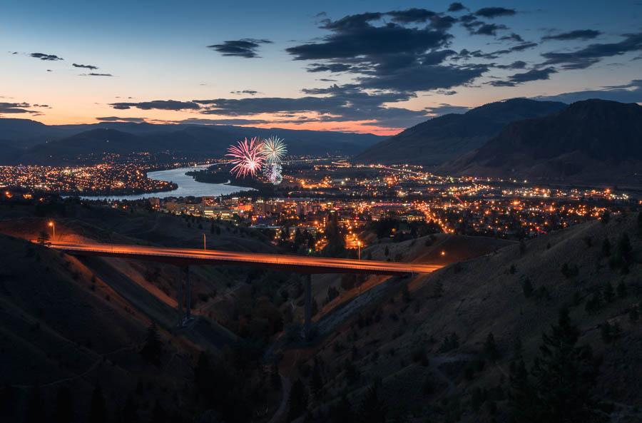 Kamloops Fireworks