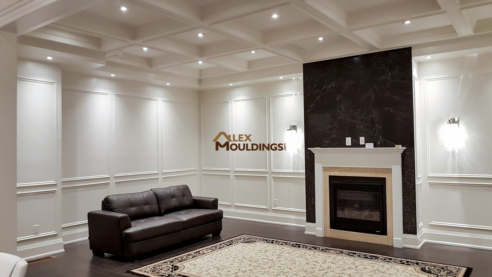 Design Your Ceilings And Walls And Transform Plain Rooms