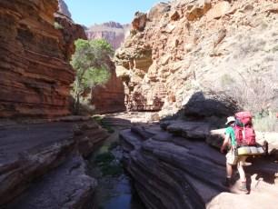 Deer Creek narrows