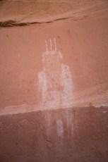 Ghost Rock petroglyph #1