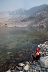 Lake 11,380, or as we called it, Lake Ellen