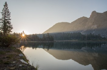 Sunrise, Little Five Lakes