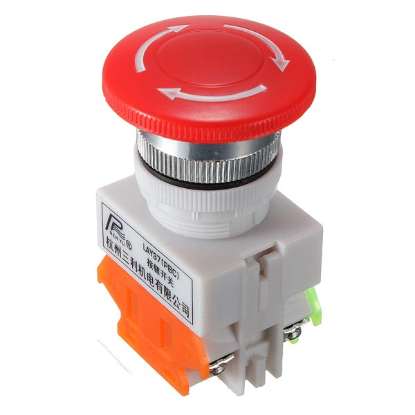 Emergency Stop Button Cover