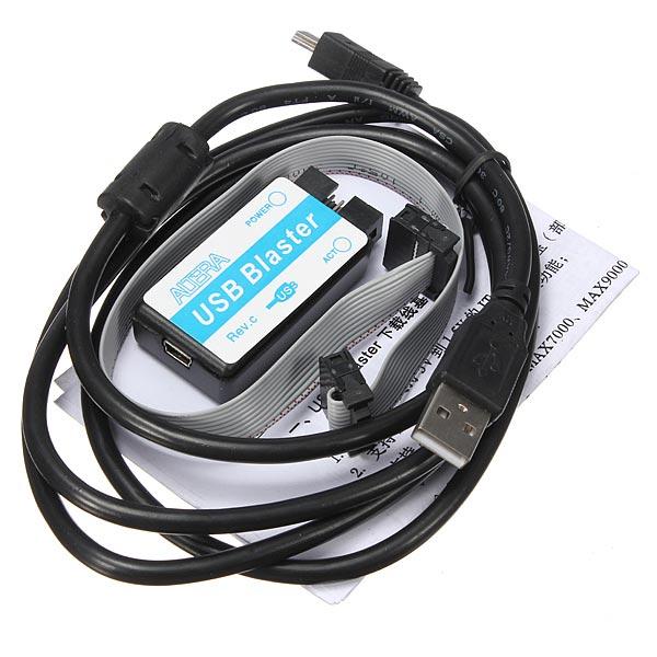 Usb Blaster Programmer Cable For Altera Fpga Cpld