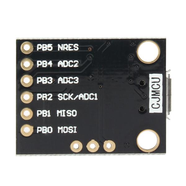 5Pcs ATTINY85 Mini Usb MCU Development Board For Arduino