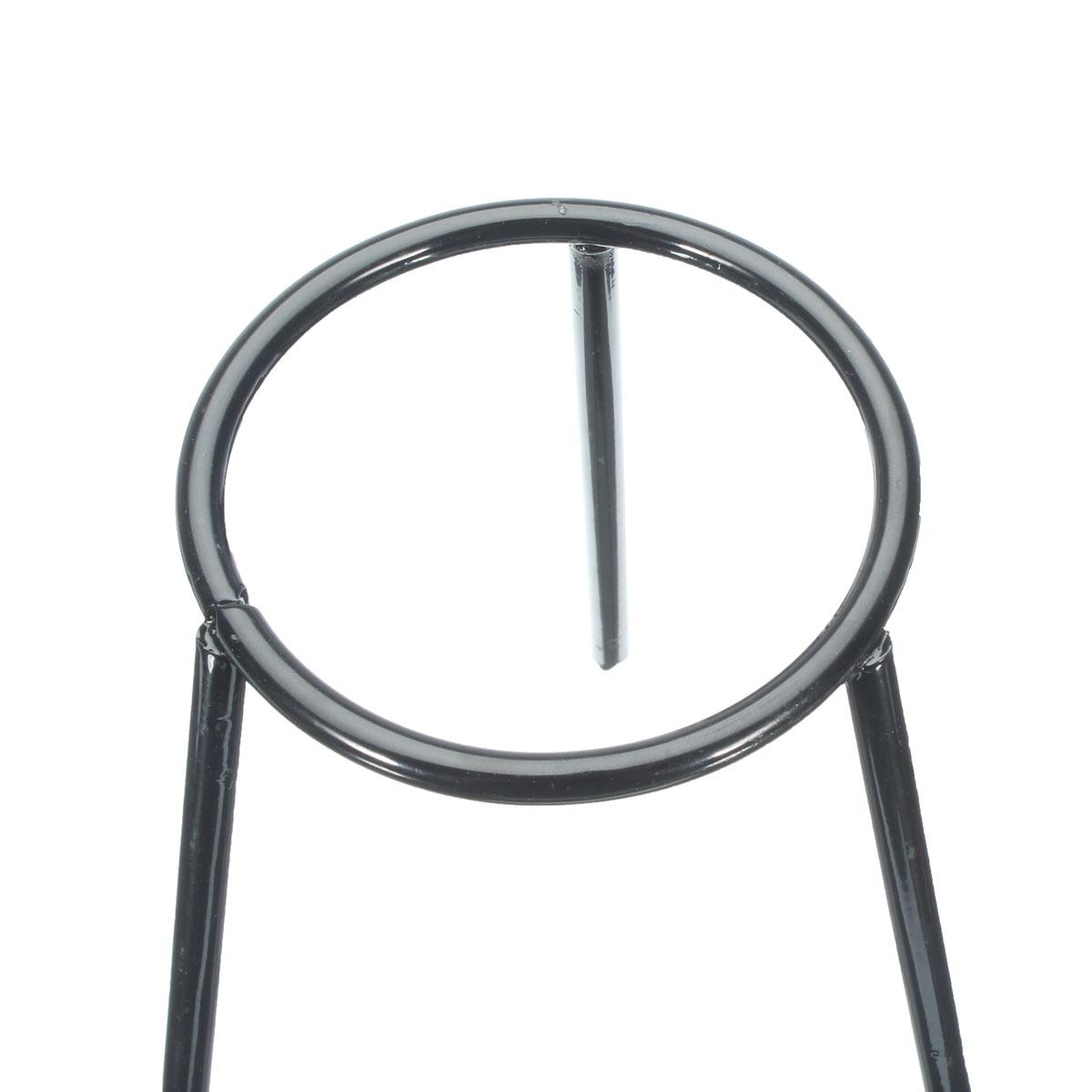Lab Bunsen Burner Tripod Cast Iron Support Stand
