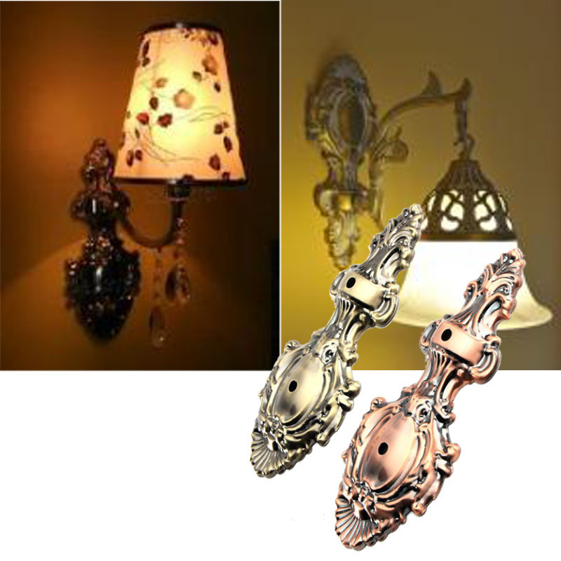 Vintage Phoenix Style Sconce Wall Lamp Light Base Part ... on Wall Sconce Parts id=72912
